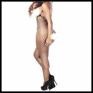 Miss Babydoll Intimates & Sleepwear - ❤️NEW Sexy Fishnet Bodystocking Lingerie #L024